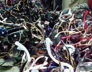 Caso contrário, os danos podem ser até maiores do que os sofridos por quem  não usa óculos escuros. 3059d41fad